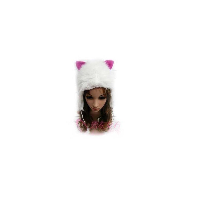 Bonnets animaux > Bonnet Oreilles de chat