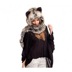 Bonnet Fashion Loup