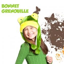 Bonnet grenouille