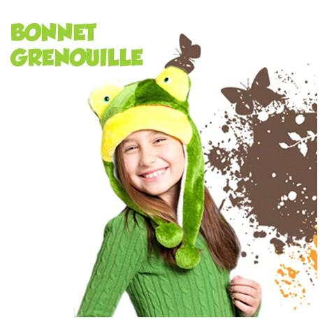 9bdb7389f7e6 Bonnet grenouille pour adultes (Hommes   Femmes)