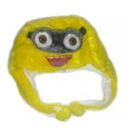 Bonnet Minion peluche