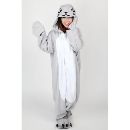 Pyjama Otarie Adulte Enfant Homme Femme Grenouillere Phoque