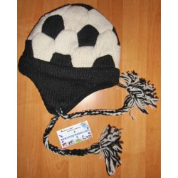 Bonnet ballon de foot
