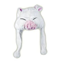 Bonnet Cochon Blanc