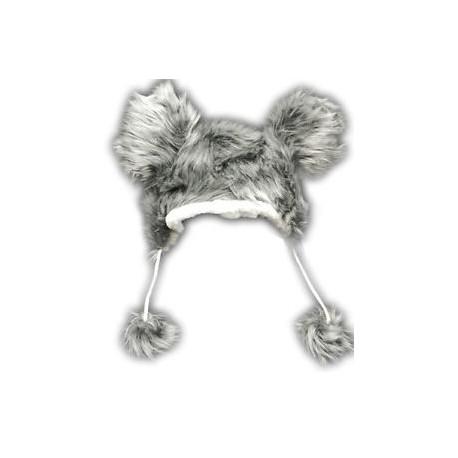 Bonnet Fashion gris