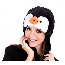 Bonnet pingouin