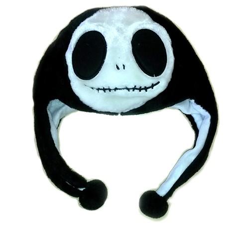 Bonnet tête de mort
