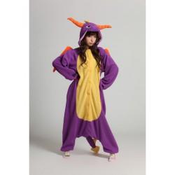 Pyjama Dragon Violet