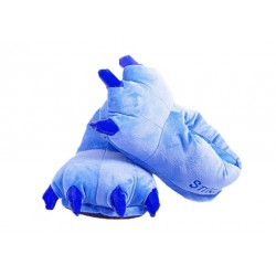 Chaussons Animaux Bleus