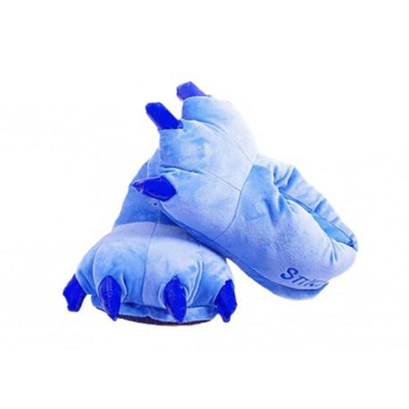 Chaussons Animaux Bleus