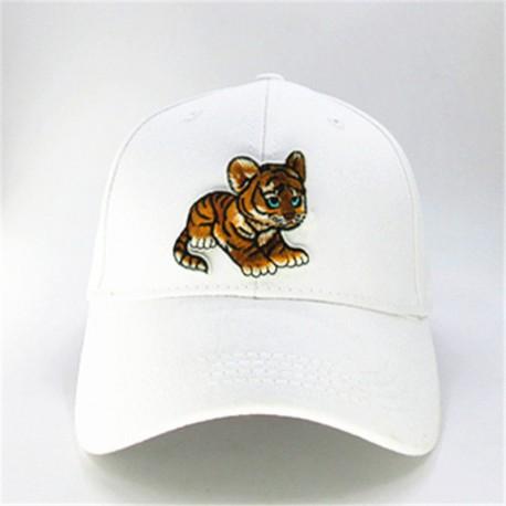 Casquette de tigre