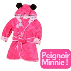 Robe de Chambre Minnie Fille