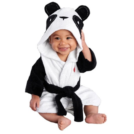 7a0218596f345 Acheter robe de chambre panda Enfant Orignal & Mignon | Peignoir ...