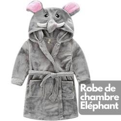 Peignoir Elephant
