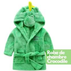 Peignoir Crocodile