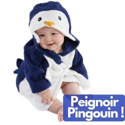 Robe de Chambre Pingouin