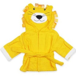 Peignoir lion