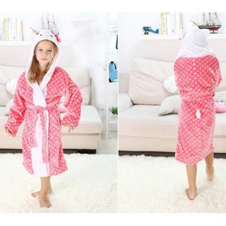 Robe de Chambre Hello Kitty Fille