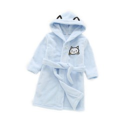 Peignoir de Bain Chat