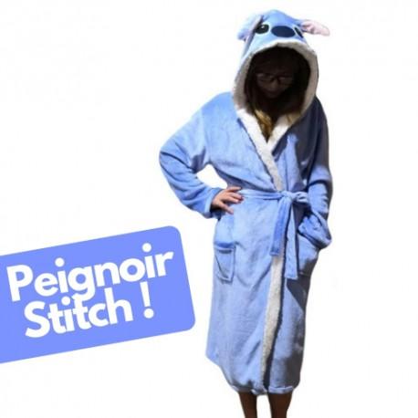 Peignoir Lilo et Stitch