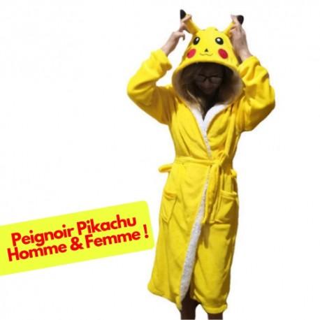 Robe de Chambre Pikachu