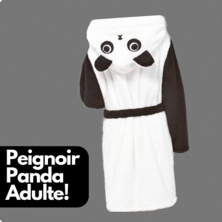 Robe de Chambre Panda Adulte