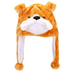 Bonnet tête de chien