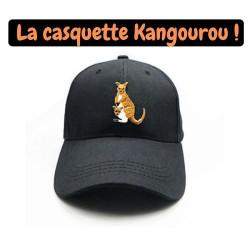 Casquette Kangourou
