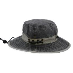 Chapeau bob avec Ficelle