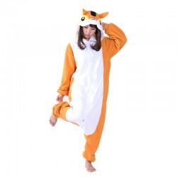 Pyjama Combinaison Écureuil