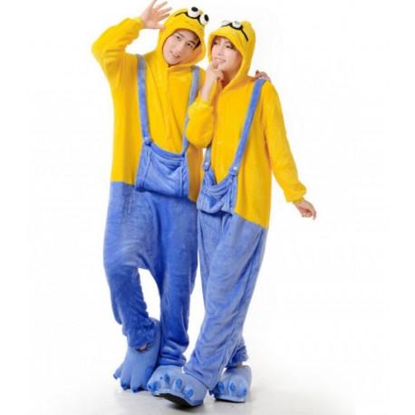 Pyjama combinaison Minion