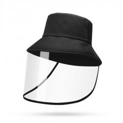 Chapeau bob avec visière