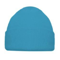 Bonnet bleu clair