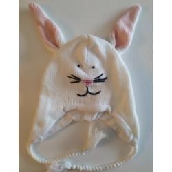 Bonnet lapin tricot