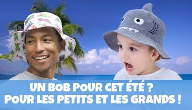 Bob & Chapeau d'été