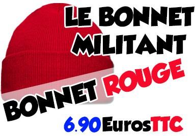 Le bonnet rouge : Vive la révolution du bonnet!